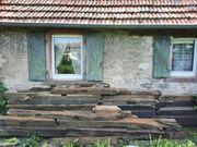 Holz Eichenholz und Leimbinder