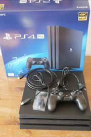 PlayStation 4Pro 1TB 6Monate alt