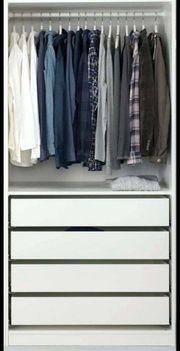 IKEA PAX Kleiderschrank weiß 2