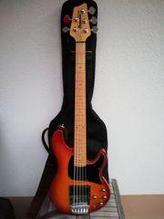 E-Bass 5-Saiter