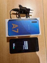 Smartphone Samsung Galaxy A7 NEUWERTIG