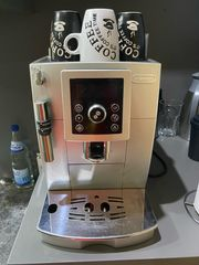 Wir verkaufen unsern Delonghi Kaffeevollautomat