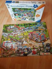 Tip Toi Puzzle - Im Einsatz