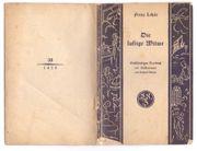 Die lustige Witwe-Franz Lehár-illustriertes Textbuch