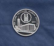 Medaille 100 Jahre Deutsches Museum