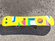 Burton Freestyle Snowboard