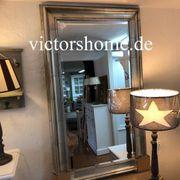 Wandspiegel Wiera Holzrahmen 85 x