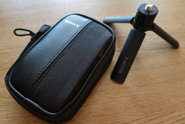 Sony Mini-Stativ mit Tasche