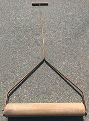 Gartenwalze Rasenwalze