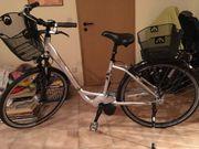 Damen E-Bike Marke Kalkhoff zu