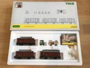Trix H0 24028 Güterwagen-Set Kaffee-Transport Märklin