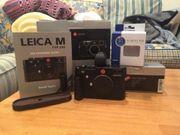 Leica M Typ 240 schwarzer