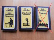 2x Eric Ambler Intercom-Komplott Die