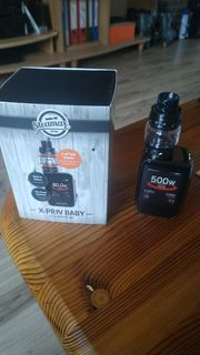 Steamax X-Priv Baby E-Zigarette Dampfe