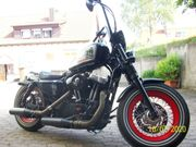 HARLEY DAVIDSON Sportster-FORTY-EIGHT XL 1200
