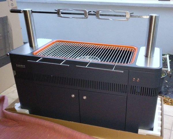 Design Barbeque Grill - Everdure by