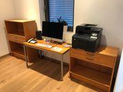 Büromöbel Ikea Effektiv Serie