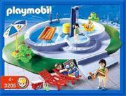 Swimming Pool Playmobil 3205