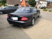 Mercedes-Benz CL 500 V8 Vollausstattung