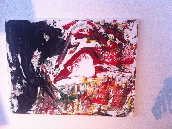 Acrylbild günstig gebraucht kaufen - Acrylbild verkaufen - dhd24.com