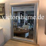 Wandspiegel Wiera Holzrahmen 80 x