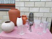 Vasen 14 Stck Trödel Flohmarktware