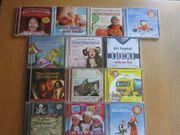 13 Stück - Kinder Märchen Lieder