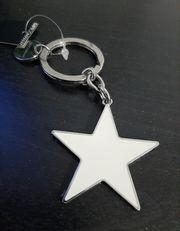 Schlüsselanhänger Star - NEU