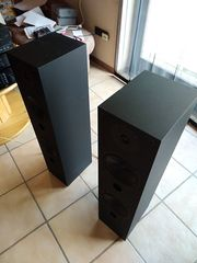 ARCUS TS 800 Lautsprecher schwarz