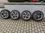 Aluminium Winterkompletträder 17 Zoll