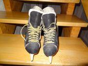 GRAF 105 COMPETITION Eishockey Schlittschuhe
