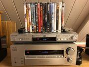 AV-Receiver Internetradio DVD-Player Super Audio