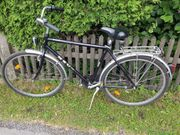 Retro City-Fahrrad