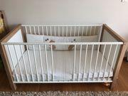 Kinderbett 70x140cm, inkl.