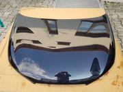 Motorhaube für Seat Ibiza schwarz