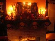 Voodoo Rituale für Liebe Glück