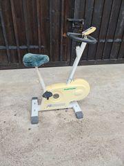 Hometrainer Heimtrainer Ergometer Fitnessrad Retro