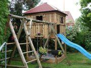 WINNETOO GIGA Spielturm Baumhaus NP