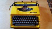 Reiseschreibmaschine von Triumph