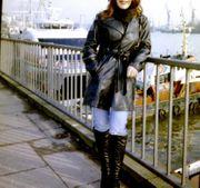 Ledermantel Lederhose und andere Klamotten
