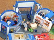 Polizeistation 4263 Playmobil Station Autos