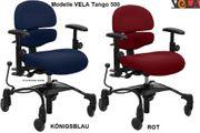 Stühle für hochbetagte Patientin oder