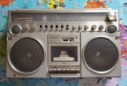 Vintage Radios Ghettoblaster