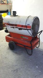 Heizkanone Diesel
