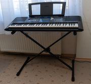 Yamaha Keyboard PSR E333 mit