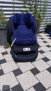 Cybex Kindersitz blau 9-18 kg