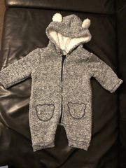 Newborn Baby Overall Gr 50