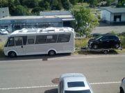Auto und Motorradanhänger Camping Transporter
