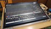 Komplette PA Mixer Boxen Multicore