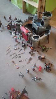 Playmobil - Ritterburg & verschiedene